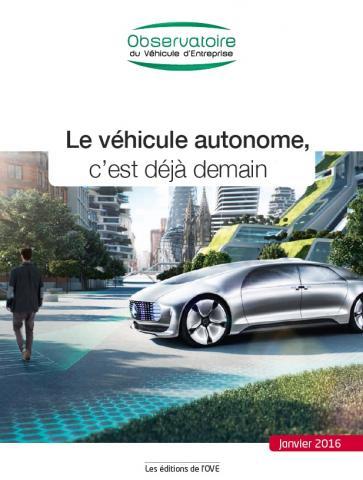 le véhicule autonome, c'est déjà demain | www.observatoire-vehicule